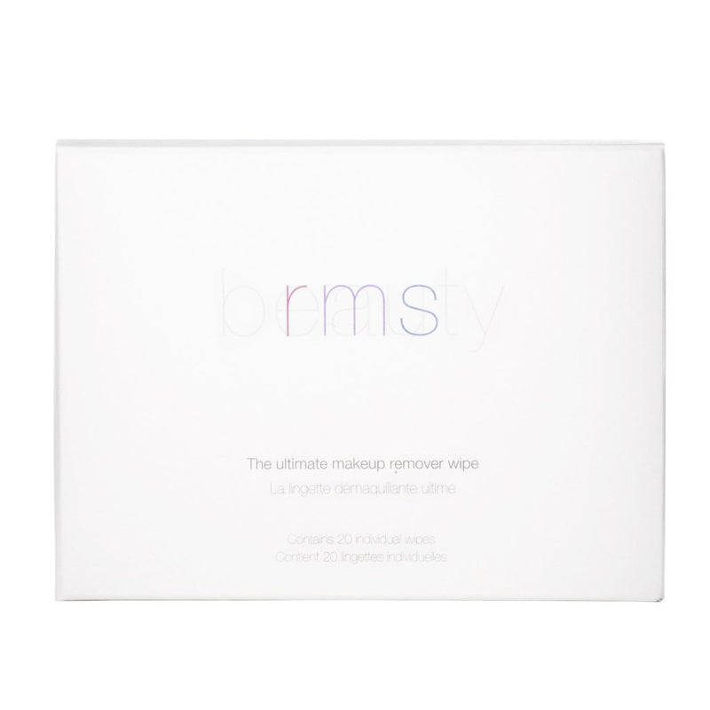 RMS Ultimate Makeup Remover Wipes