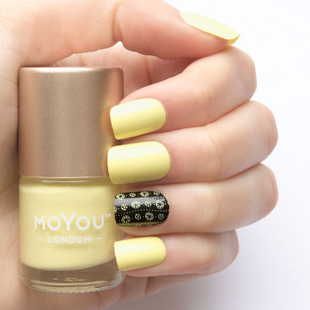 Banana Ice Nail Polish