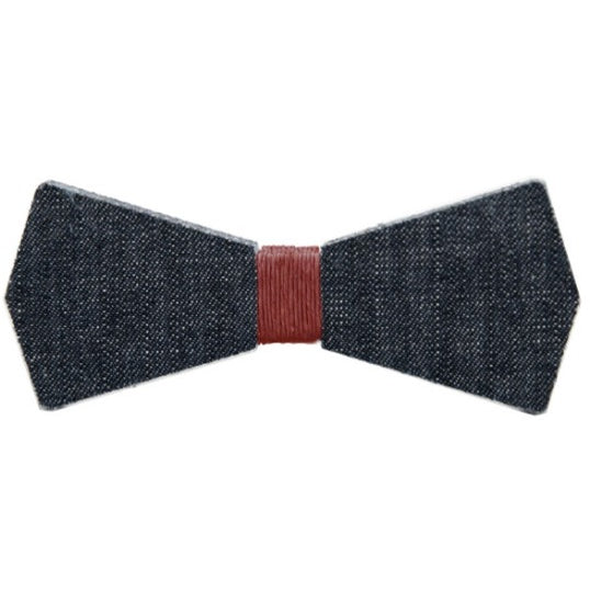 BÖ Blu Arrow Dark (bow tie)