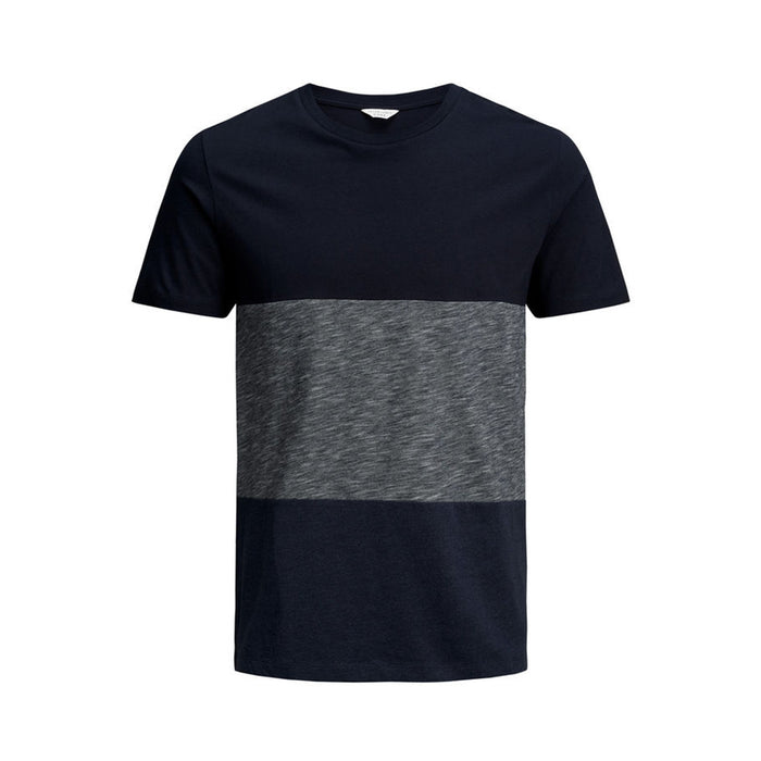 Deep Colour Block Tee (available in additional colours)