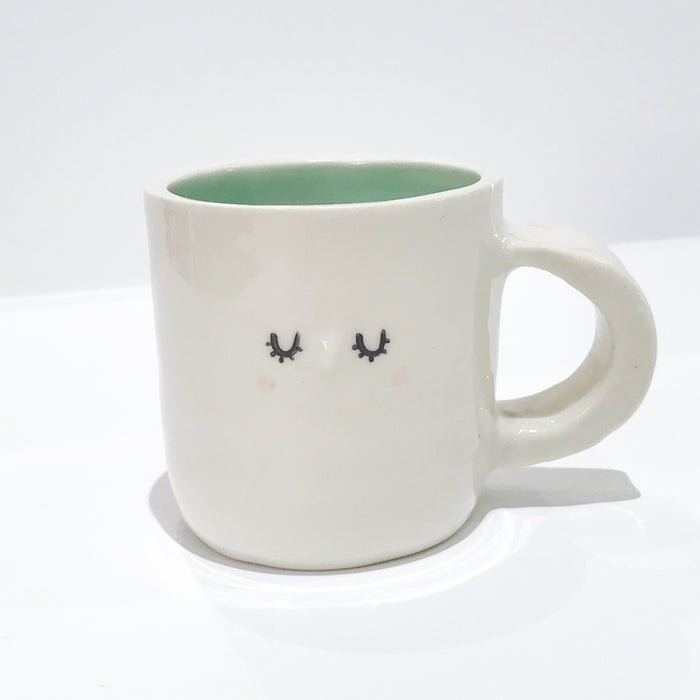 Snoozy Face Mug (available in additional colours)
