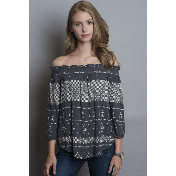 Jamie Off Shoulder Top (Online only)