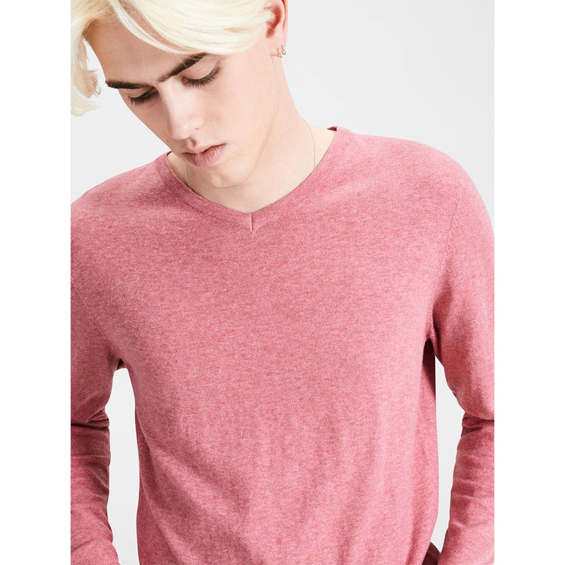 Luke Cashmere V-Neck Knit