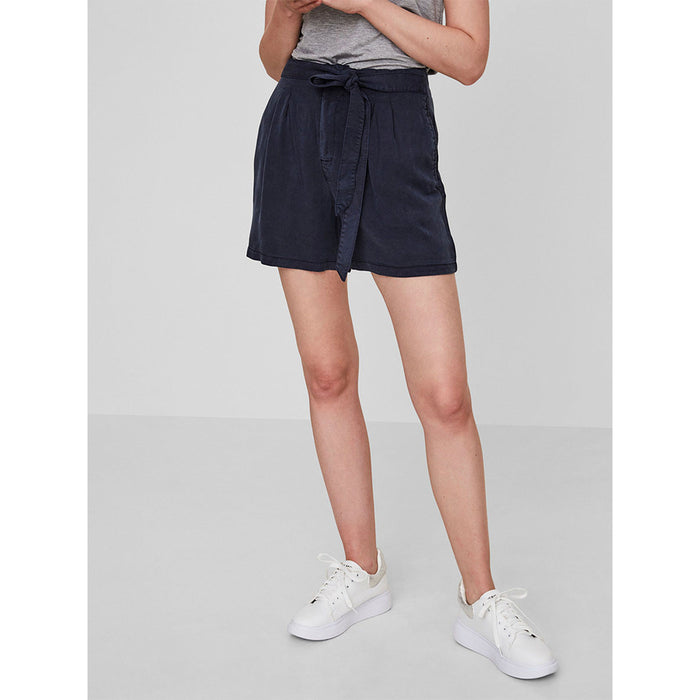 Mia High Waisted Loose Shorts