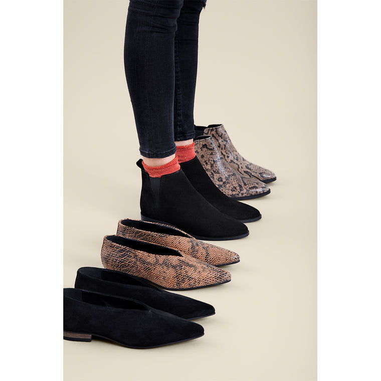 Micha Ankle Boots
