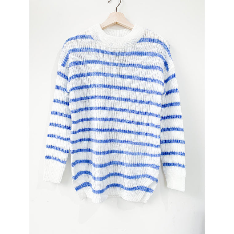 Ava Stripe Jumper