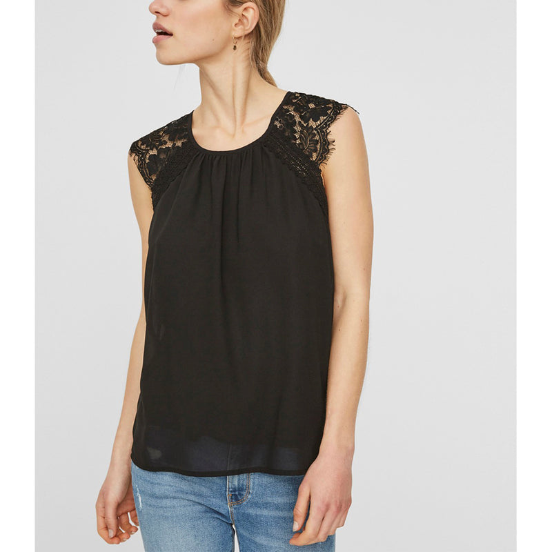 Nadenka Lace Top