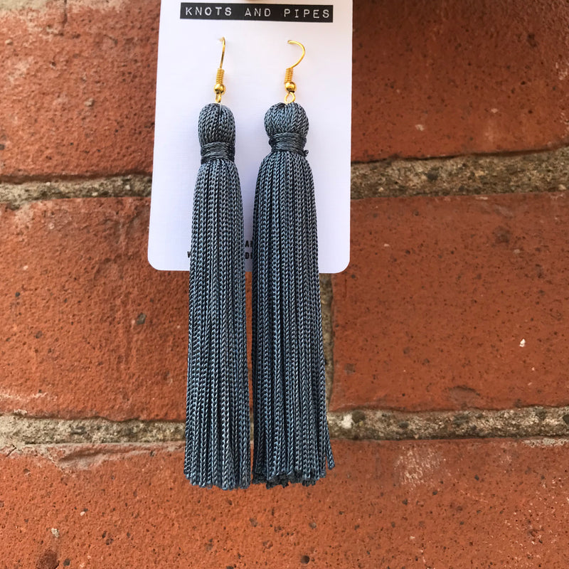 Tassel Earrings (available in additional colours)