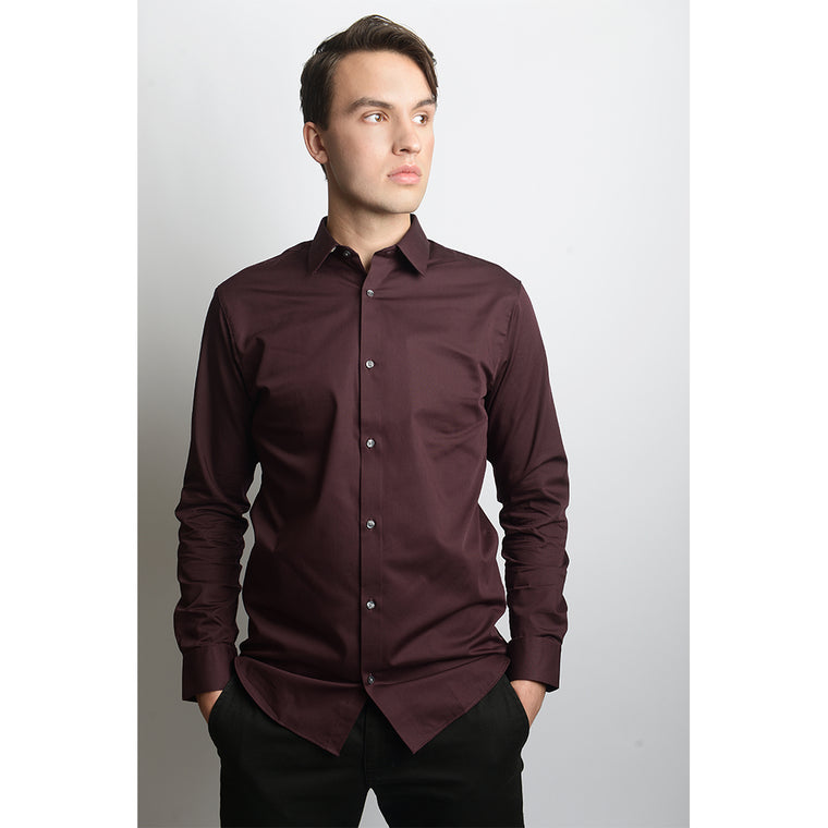 Non-iron Long Sleeve Shirt