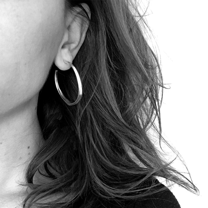 Onassis Hoop Earrings