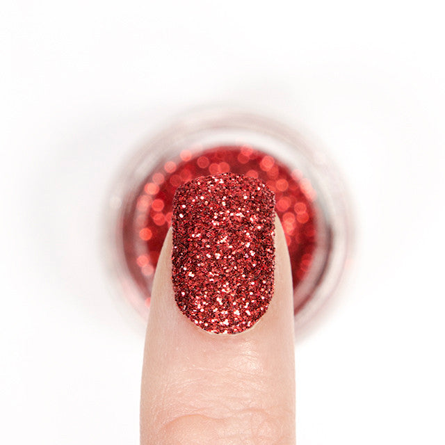 Royal Ruby Nail Glitter