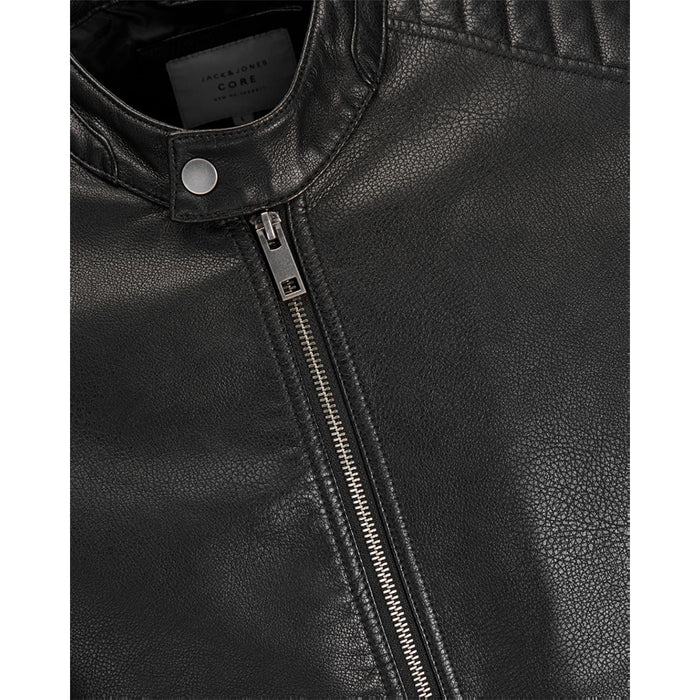 Sergio Moto Faux Leather Jacket