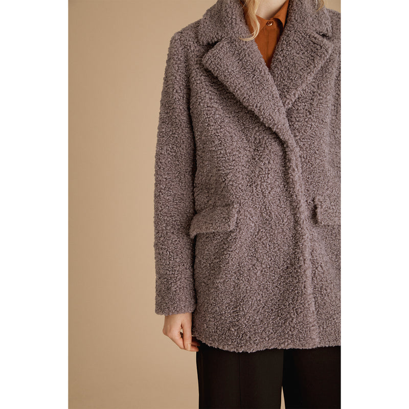 Snela Teddy Bear Coat