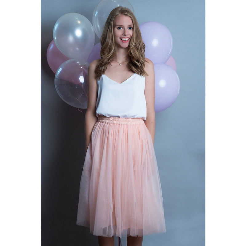 The Carrie Tulle Skirts