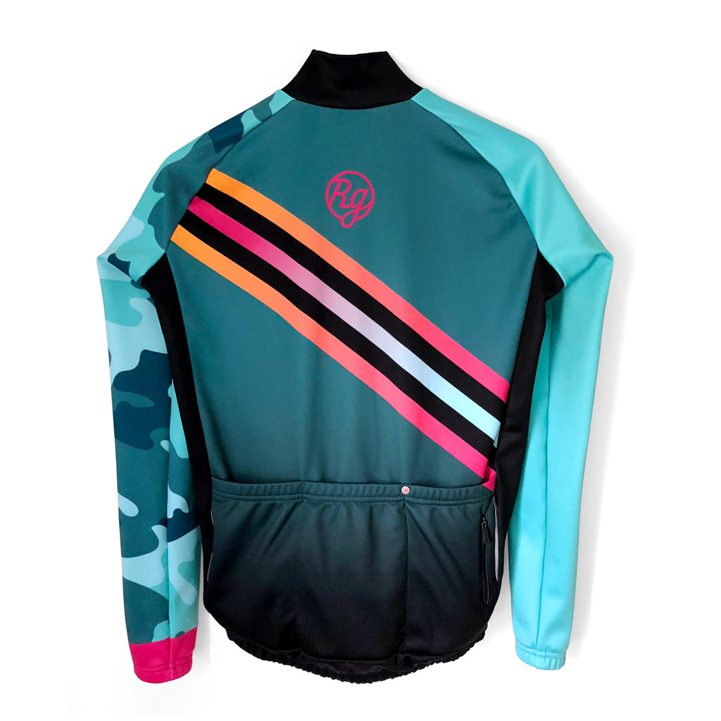 Double Cross Long Sleeve Jersey <br>(Men's & Women's)