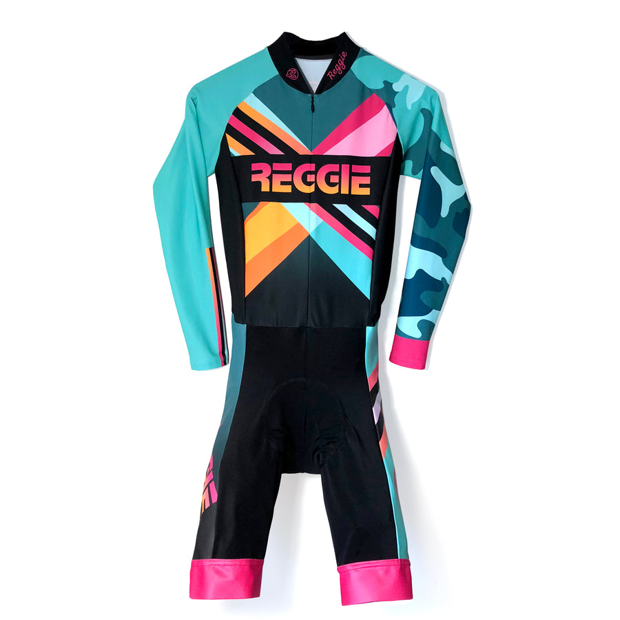 Double Cross Race Suit <br>(Men's & Women's)