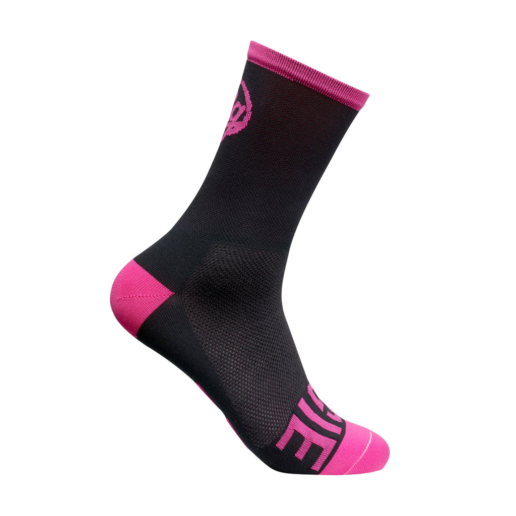 Full Gas Black Socks