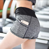 Stretch Active Workout Shorts