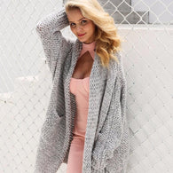 Loose Knit Cover-Up