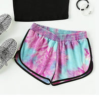 Casual Water Color Shorts