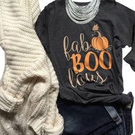 Fab Boo Lous Long Sleeve Tee
