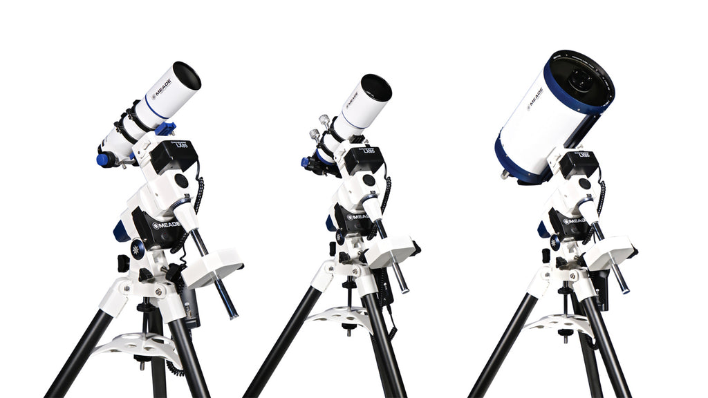 Meade LX85 - Portable Astrophotography Telescopes – Mile