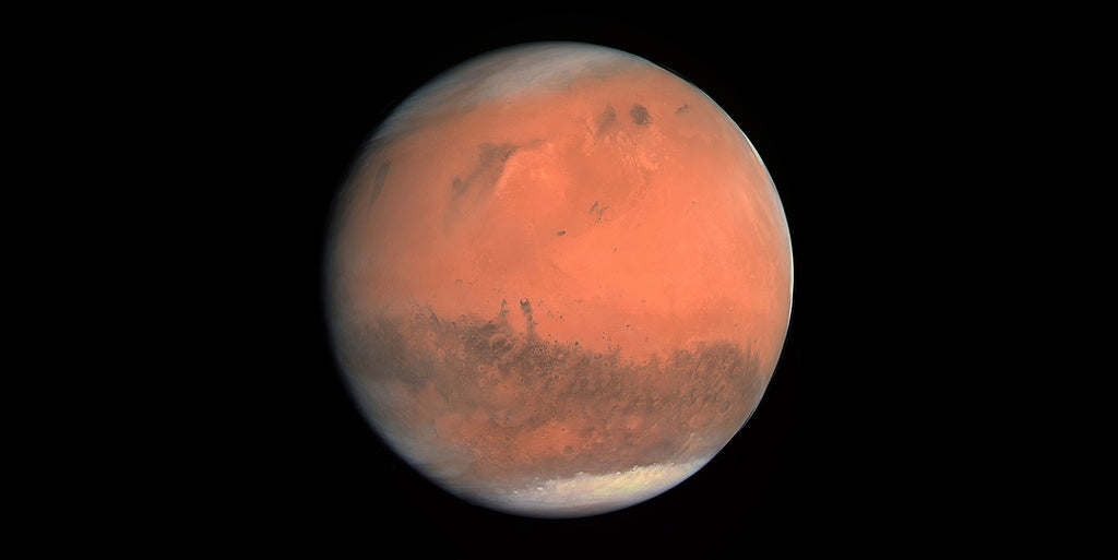 July 2018 Astronomy Calendar: Red Mars & Summer Nebulae