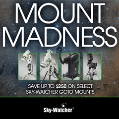 Sky-Watcher Mounts