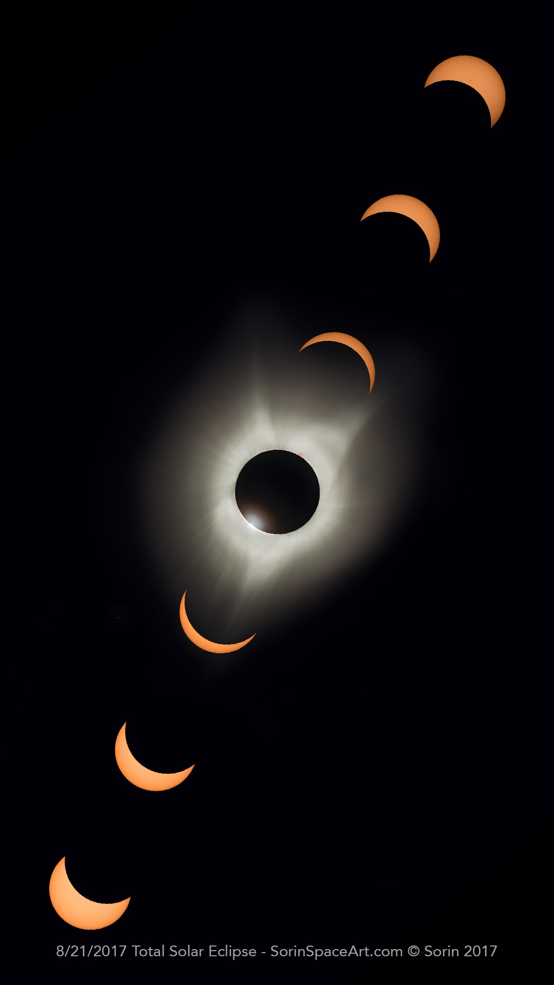 Free Eclipse Wallpapers for iPhone Eclipse Kit by AstroBox