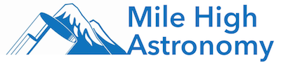 Mile High Astronomy