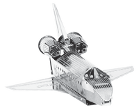 Metal Earth 3D Space Shuttle Discovery Model