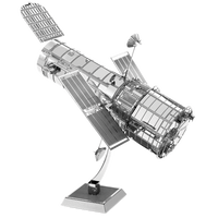 Metal Earth 3D Hubble Space Telescope Model