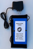 Revolution Imager Deluxe Battery Upgrade 9800mAH w/AC charger