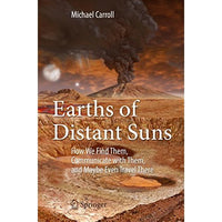 Earths of Distant Suns by Michael Carroll *AUTOGRAPHED COPY*
