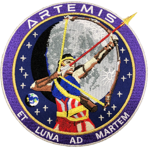 Artemis Commemorative Patch