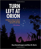 Turn Left at Orion - Revised 2018 Edition