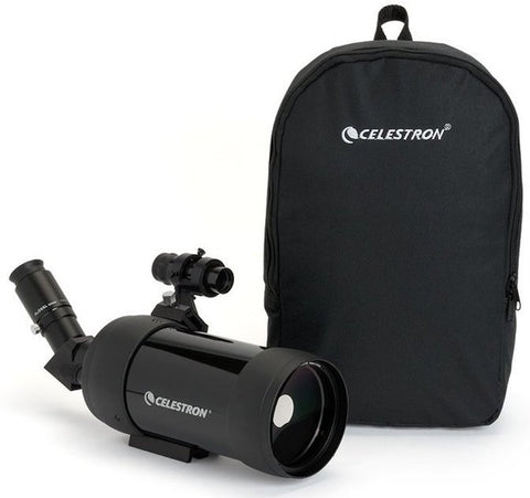 Celestron C90 Mak Spotting Scope w/Case