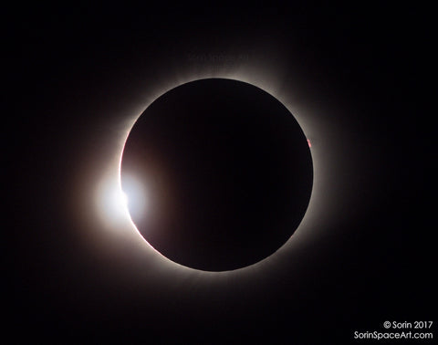 2017 Eclipse Diamond Ring