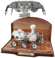 Curiosity Rover 3D Puzzel Model