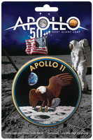 Apollo 11 Button