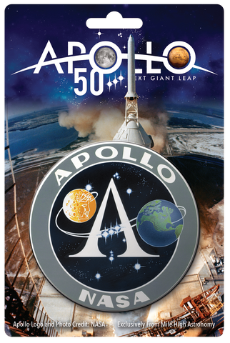 Apollo Program Button