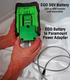 EGO™ Battery to Paramount Power Adaptor
