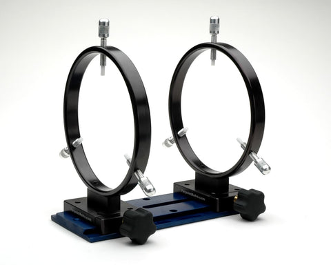 Farpoint 125mm Rings with Losmandy D Clamps