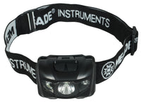 Meade Red & White LED Headlamp Flashlight