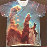 Pillars of Creation T-shirt - LAST CHANCE!