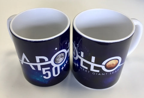 Apollo 50th Logo Mug