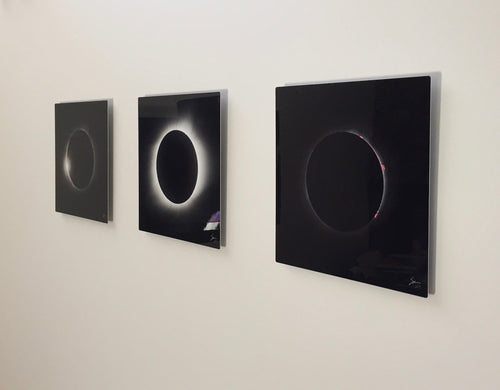 2017 Eclipse Metal Wall Squares