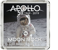 Moon Rock Apollo 50th Meteorite