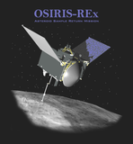 OSIRIS-Rex T-shirt - LAST CHANCE!