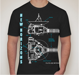 New Horizons T-shirt